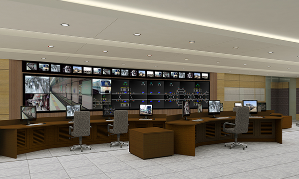 Graphic photo of Shinbundang Line ATS Control Center